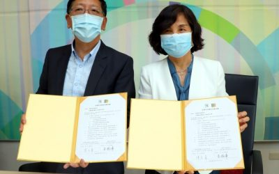 Signing of a Memorandum of Understanding between Wenzao Ursuline University of Languages and the Education Bureau of Kaohsiung City Government